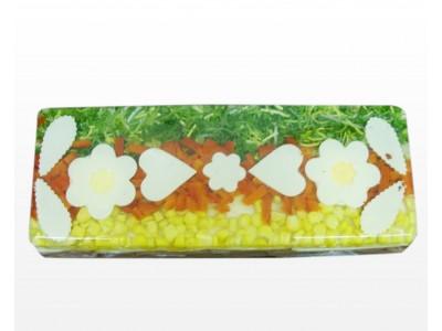 Aspikový dort - hřbet  (cena za Kg)